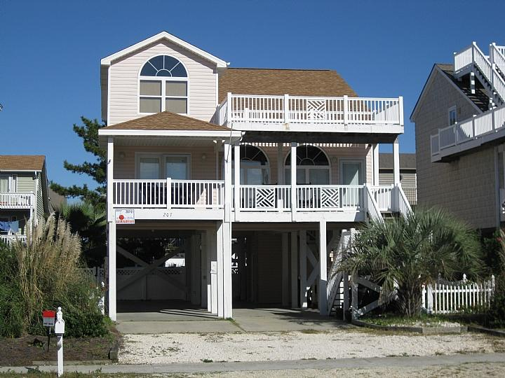 207 East First Street - East First Street 207 - Heels in the Sand - Ocean Isle Beach - rentals
