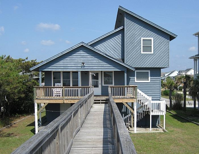 215 West First Street - West First Street 215 - Williams/Moss - Tidal Terrace - Ocean Isle Beach - rentals