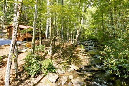 On The Creek - Image 1 - Murphy - rentals