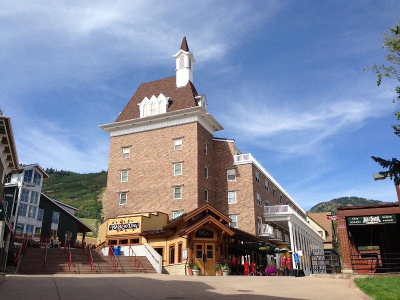 Silver Mill House Building at Resort Plaza - Awesome Ski In Ski Out Condo - Park City - rentals