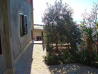 A1 Veliki (4+2): garden terrace - 01309PISA A1 Veliki (4+2) - Pisak - Pisak - rentals