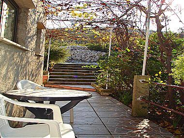 A2(4+1) Veliki: garden terrace - 01314KORC A2(4+1) Veliki - Racisce - Racisce - rentals
