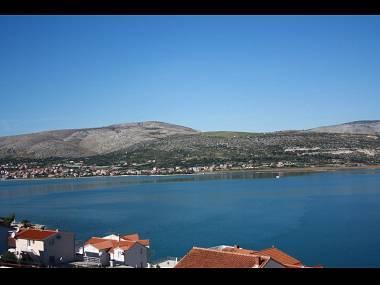 B2(4+1): terrace view - 00302ARBA B2(4+1) - Mastrinka - Mastrinka - rentals