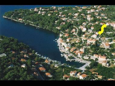 house - 2068 A1(4+2) - Splitska - Splitska - rentals