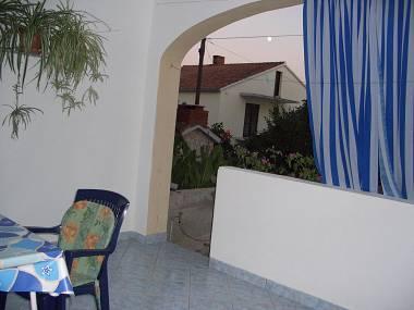 SA4-Zeleni(3): covered terrace - 00103STAR  SA4-Zeleni(3) - Stari Grad - Stari Grad - rentals