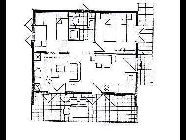A2 maslina(4): floor plan - 2445 A2 maslina(4) - Priscapac - Prizba - rentals