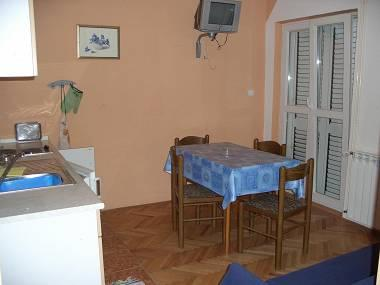 A1-Tirkizni(3+1): kitchen and dining room - 00103STAR  A1-Tirkizni(3+1) - Stari Grad - Stari Grad - rentals