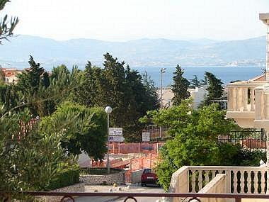 A1(4): terrace view - 003SUPE A1(4) - Supetar - Supetar - rentals