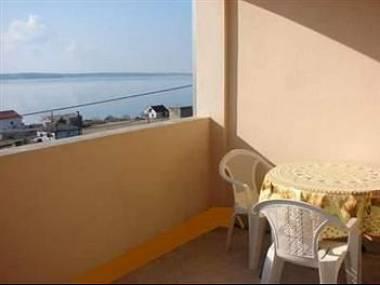A4(2+1): covered terrace - 2525 A4(2+1) - Rtina - Rtina - rentals