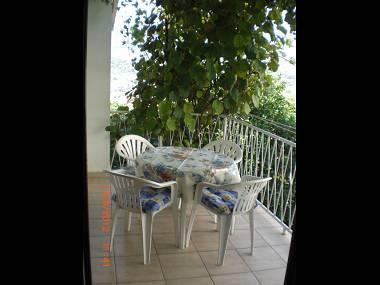 A2Veliki(2+2): terrace - 00503JELS  A2Veliki(2+2) - Jelsa - Jelsa - rentals