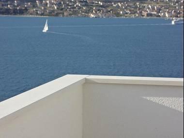 H(8+4): terrace view - 00312OKRD  H(8+4) - Okrug Donji - Okrug Donji - rentals