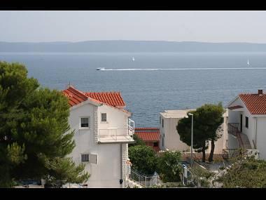 A1(4+2): sea view - 2420 A1(4+2) - Okrug Gornji - Okrug Gornji - rentals