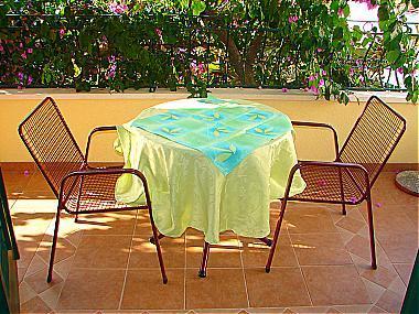 A1(6+1): terrace - 00713MAKA A1(6+1) - Makarska - Makarska - rentals