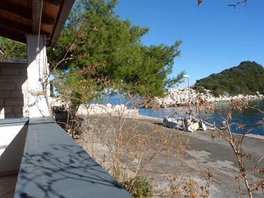 A1(3): terrace view - 2121  A1(3) - Zaklopatica - Zaklopatica - rentals