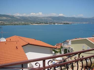 A1(4+1): terrace view - 2243  A1(4+1) - Mastrinka - Mastrinka - rentals