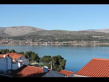 A1(4+2): terrace view - 02212TROG A1(4+2) - Trogir - Trogir - rentals