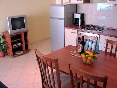 A3(4+2): kitchen and dining room - 2243  A3(4+2) - Mastrinka - Mastrinka - rentals