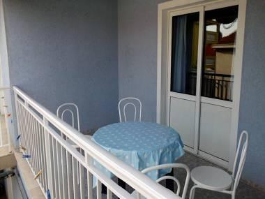 A1(4): balcony - 001OREB A1(4) - Orebic - Orebic - rentals