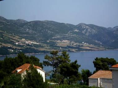 A4(4): sea view - 001OREB A4(4) - Orebic - Orebic - rentals