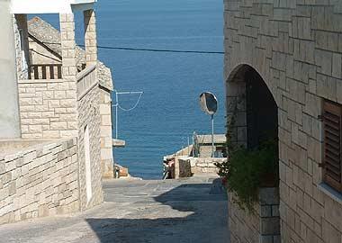 view (house and surroundings) - 02501POST  A1(6) - Postira - Postira - rentals