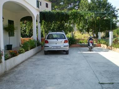 parking (house and surroundings) - 01903JELS A1(5) - Jelsa - Jelsa - rentals