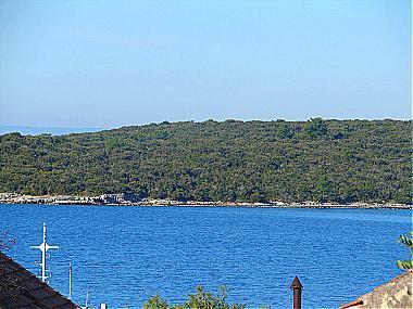A2(4+1): sea view - 00217LOVI A2(4+1) - Loviste - Loviste - rentals