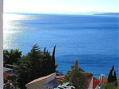 A1(4+1): terrace view - 00909PISA  A1(4+1) - Pisak - Pisak - rentals
