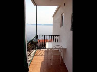 A2(4+1): balcony - 00909PISA  A2(4+1) - Pisak - Pisak - rentals