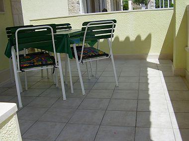 Plavi(4): terrace - 00201BOL Plavi(4) - Bol - Bol - rentals