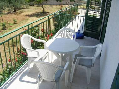A1(4+1): terrace - 01606VODI A1(4+1) - Vodice - Vodice - rentals