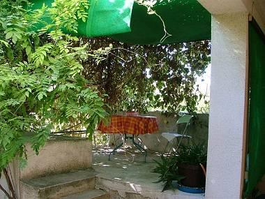 A2(2): garden terrace - 00507VINI A2(2) - Vinisce - Vinisce - rentals