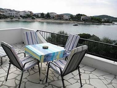 A2(4): terrace - 2369 A2(4) - Cove Lozica (Rogoznica) - Cove Lozica (Rogoznica) - rentals