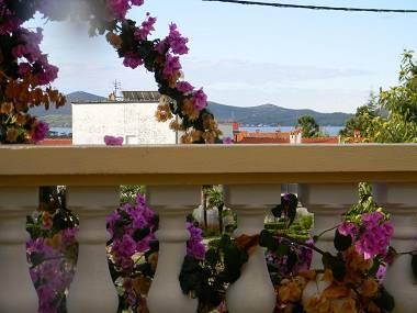 A1(4+1): terrace view - 02318ZADA  A1(4+1) - Zadar - Zadar - rentals