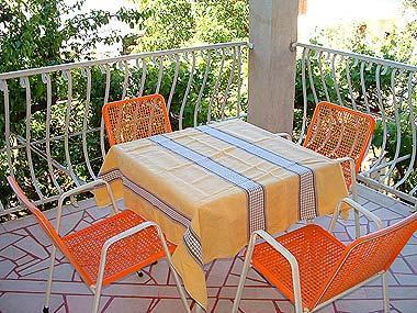 A3-Kat(4): balcony - 01003STAR A3-Kat(4) - Stari Grad - Stari Grad - rentals