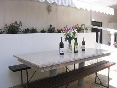 A5(3): common terrace - 00404RUKA A5(3) - Cove Rukavac - Rukavac - rentals