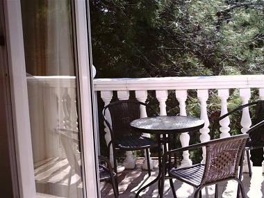 A3(2+2): terrace - A00304RUKA A3(2+2) - Cove Rukavac - Rukavac - rentals