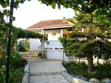 courtyard (house and surroundings) - 00518NIN A1(2+2) - Nin - Nin - rentals