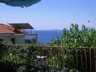 A2(2+2): terrace view - 2176 A2(2+2) - Ivan Dolac - Ivan Dolac - rentals
