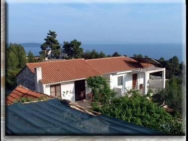 A5(2+2): sea view - 2176 A5(2+2) - Ivan Dolac - Ivan Dolac - rentals