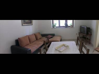 A1(4+2): living room - 01613PODG  A1(4+2) - Podgora - Podgora - rentals