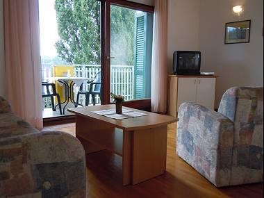 Tip 4-6B(4+2): living room - 00619PREK Tip 4-6B(4+2) - Preko - Preko - rentals
