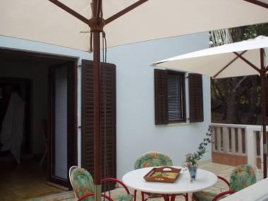 A1(4+2): terrace - 002ROGA A1(4+2) - Rogac - Rogac - rentals