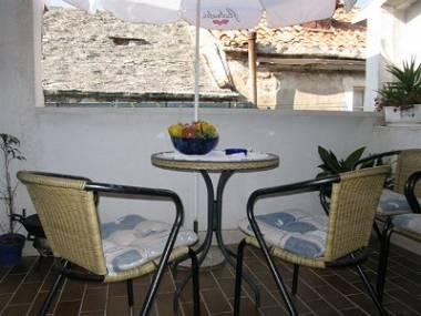A1 veliki(4+1): balcony - 2419 A1 veliki(4+1) - Sutivan - Sutivan - rentals