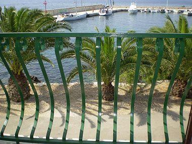 A1(4+1): balcony view - 00803SUCU A1(4+1) - Sucuraj - Sucuraj - rentals