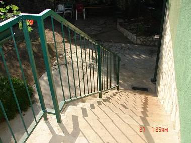 A3(3+1): staircase - 1676 A3(3+1) - Vrboska - Vrboska - rentals