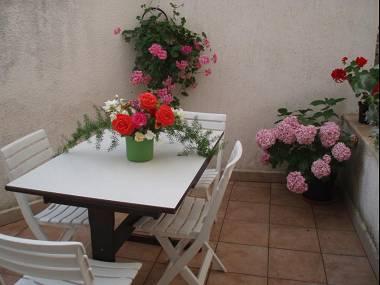 A3(4+2): garden terrace - 07601SUPE  A3(4+2) - Supetar - Supetar - rentals