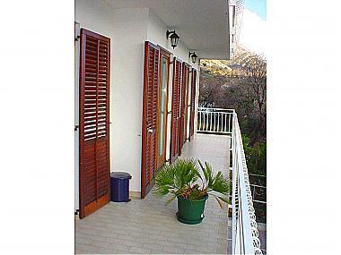 A2(6+2): terrace - 00417VIGA A2(6+2) - Viganj - Viganj - rentals