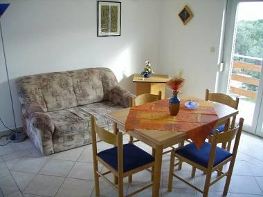 A2(4+1): dining room - 00121BOZA A2(4+1) - Bozava - Bozava - rentals