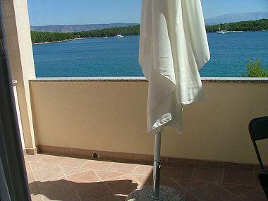 A3(2+2): balcony view - 01603JELS A3(2+2) - Jelsa - Jelsa - rentals