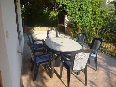 A1(4+2): garden terrace - 2319 A1(4+2) - Marina - Marina - rentals
